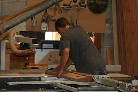 Sawing to Shape