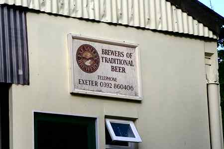 Brewery Exterior