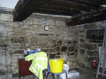 Ground Floor and builder's equipment